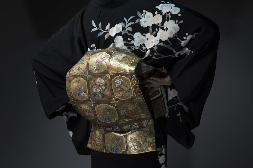 Geisha wearing Kimono - editorial photography berlin